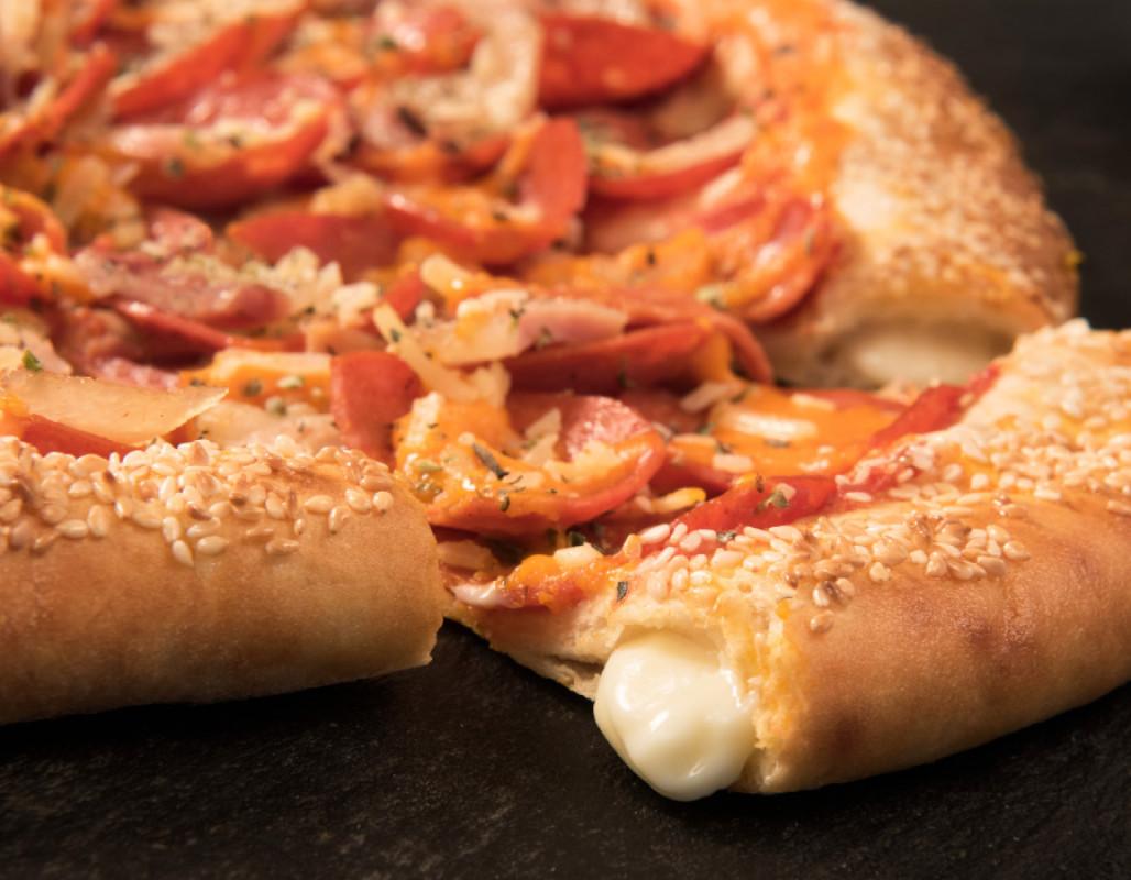 Branding  Maccorin Pizzeria