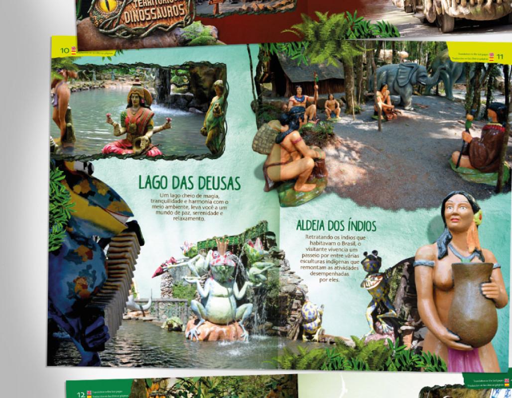 Descubra o Parque Terra Mágica Florybal