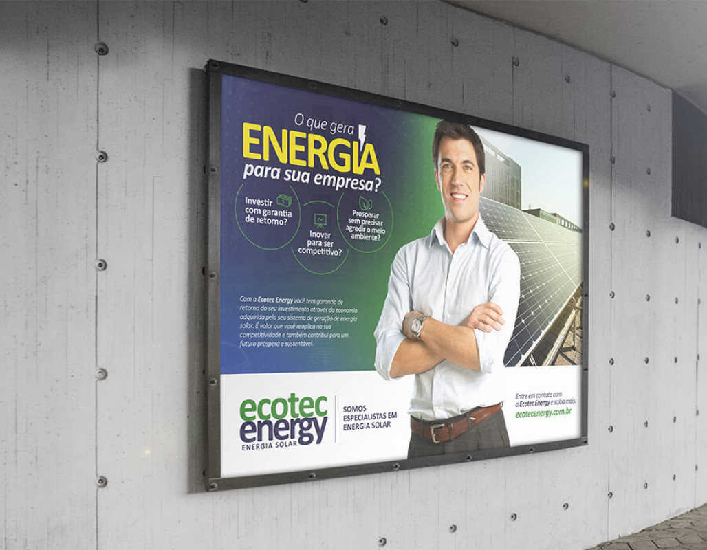 Especialistas em  energia solar
